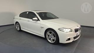 2014 BMW 5 Series F10 520i Luxury Line 4D Sedan Photo