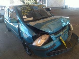 2003 Hyundai Getz XL Hatch 3D Hatchback Photo