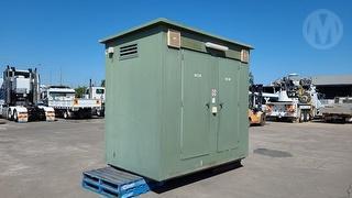 Restroom Portable Building-Ablutio Photo
