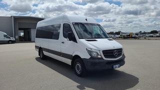 2014 Mercedes-Benz Sprinter 416 CDI LWB High RO 2D Van Photo