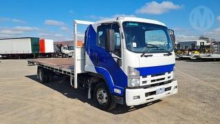 2010 Isuzu Truck FRR Tray GVM 11,000kg Photo