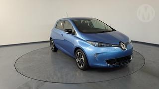 2019 Renault Zoe Intens 4D Hatch Photo