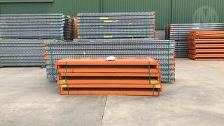 Colby Pallet Racking Photo