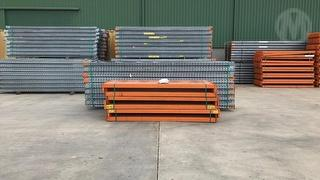 Colby Used Pallet Racking Photo