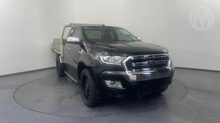 2018 Ford Ranger PX MKII XLT 3.2D 4WD 4D X-cab Chassis Photo