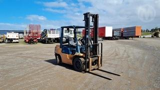 2005 Toyota 02-7FG30 Forklift (GP) ATM 3,000kg Photo