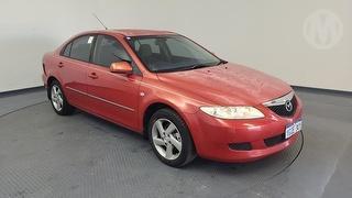 2005 Mazda 6 Classic 5D Hatch Photo