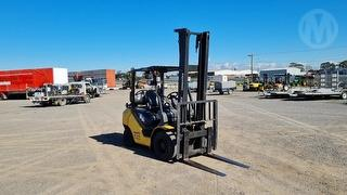 2017 Komatsu FG30T-17 Forklift Photo
