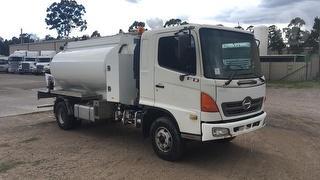 2008 Hino FD Tanker (Fuel) GVM 10,400kg Photo
