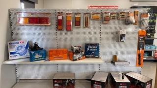 Display Room Workshop Supplies Photo
