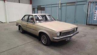 1977 Holden Torana SL 4D Sedan Photo
