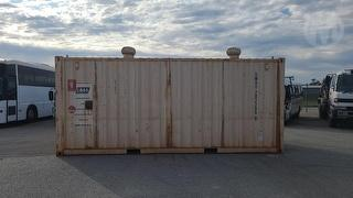 2012 sea Containner 20ft 20 FT Sea Container Photo