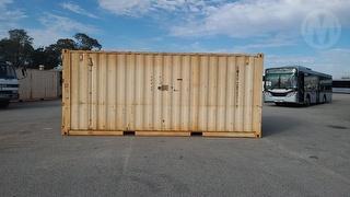2012 sea Containner 20ft Sea Container 20 FT Sea Container Photo