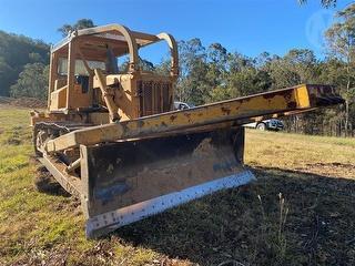 Caterpillar D5B Bulldozer Photo