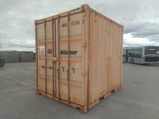 sea Container 10 FT Sea Container UMA sea Container Photo