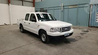2005 Ford Courier PH GL 4D Dual Cab Utility Photo