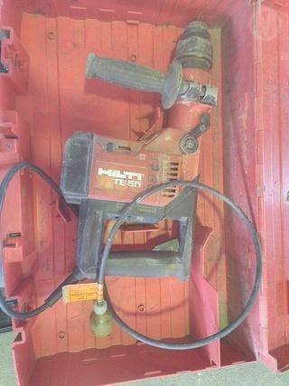 Hilti TE55 Hand Tools (Power) Photo