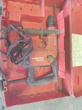Hilti TE35 Hand Tools (Power) Photo