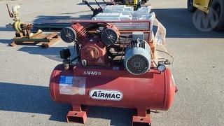 2011 Airmac V40 Compressor (Workshop, Dom (WA) Photo