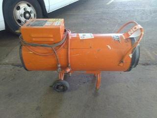 HOT Air Construction Equipment Photo