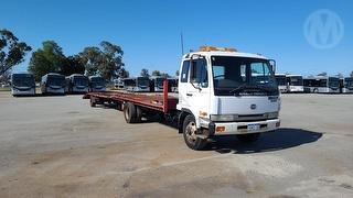 2002 UD LK235 Car Transporter (Combo with Labrindis PT1 Trailer) GCM 18,000kg Photo