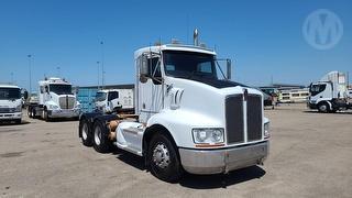 2009 Kenworth T408 Prime Mover GCM 97,000kg Photo