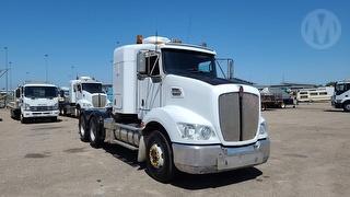 2013 Kenworth T403 Prime Mover GCM 50,000kg Photo