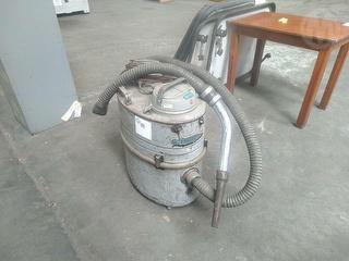 Nilfisk Vacuum Photo
