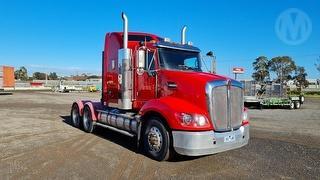 2013 Kenworth T409 Prime Mover GCM 80,000kg Photo