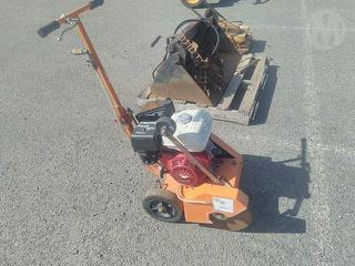 Wheeled Cement Cutter Photo