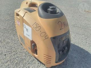Generator BT35A 2kva Photo