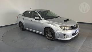 2012 Subaru Impreza WRX 4D Sedan Photo
