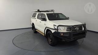 2017 Toyota Hilux Utility Photo