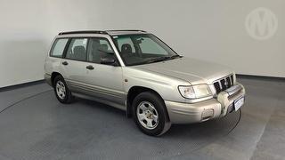 2000 Subaru Forester 00 Ltd 5D Wagon Photo