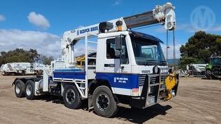 1997 Volvo FL10 8X4 Crane Truck GCM 44,000kg Photo