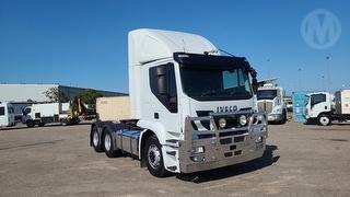 2013 Iveco Stralis Prime Mover GCM 50,000kg Photo