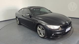 2015 BMW 4 Series 435i 2D Coupé Photo