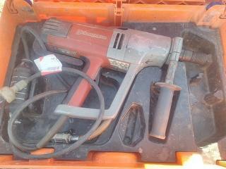 Husqvarna Core Drill Photo