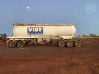 1984 Kockums ST3 Tanker (Bulk Dry) Photo
