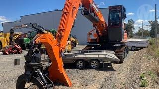 2018 DOOSAN DX300LL Excavator (qld) Photo