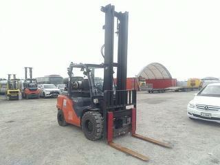 2014 Toyota 8FG50 Forklift (GP) ****christchurch**** Photo