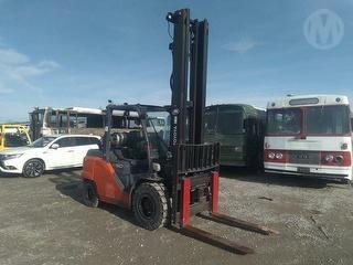 2014 Toyota 8FG50 Forklift (GP) ***christchurch*** Photo