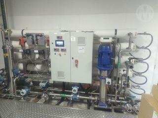 2016 Osmoflo Reverse Osmosis Water Treatment Plant Photo