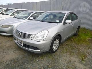 2007 Nissan Bluebird Sylphy 4D Sedan Photo