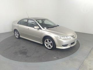 2003 Mazda 6 Sport Limited 5D Hatch Photo