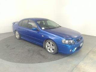 2006 Ford Falcon BF Falcon XR6 A 4D Sedan Photo