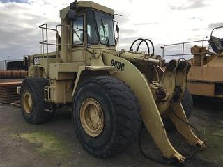 1991 Caterpillar 980c Loader (Wheeled) 30 Ton L *** MT Maunganui *** Photo