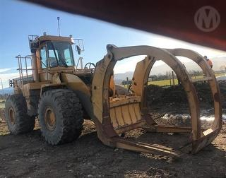 1991 Caterpillar 980c Loader (Wheeled) 30T Load *** Masterton Port *** Photo