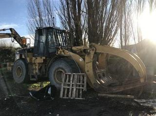 2000 Caterpillar 966g Loader (Wheeled) 23t Load *** Masterton Port *** Photo