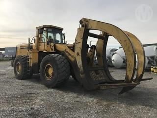 2012 Kawasaki 115ZV-2 Loader (Wheeled) 44t Load *** Napier *** Photo
